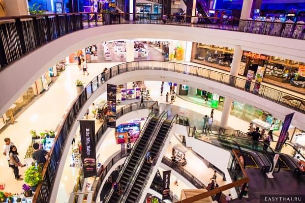 Торговый центр фестиваль паттайя