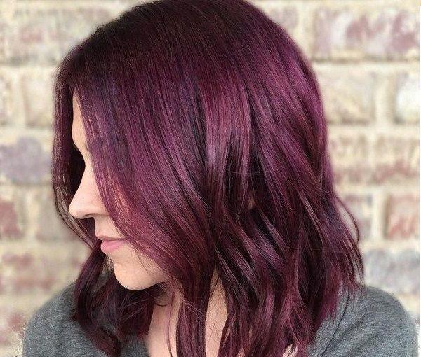 Красно-фиолетовый