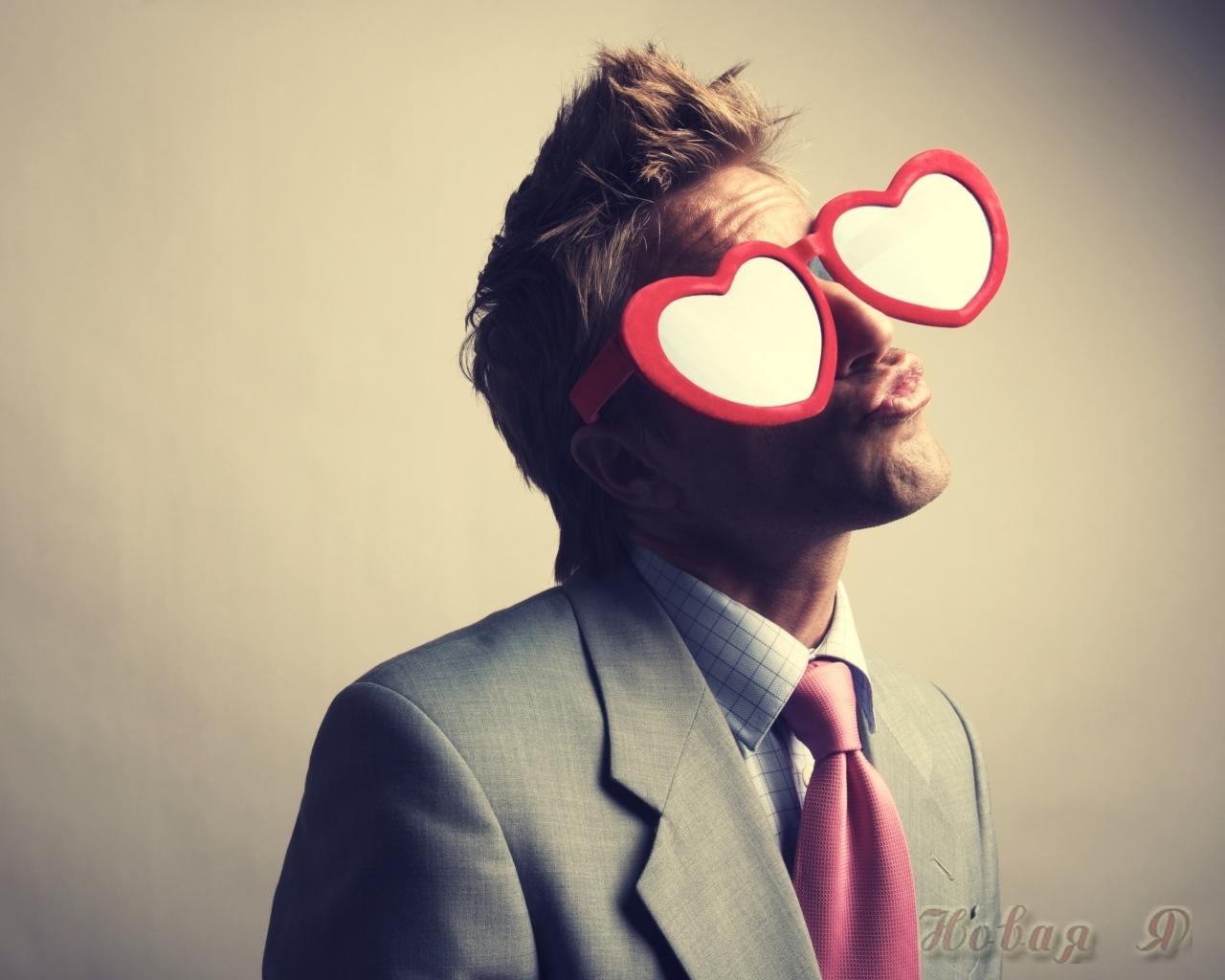 Как мужчина ведет себя когда влюблен