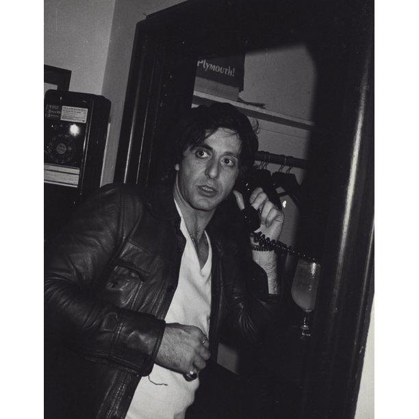 Al pacino leather jacket