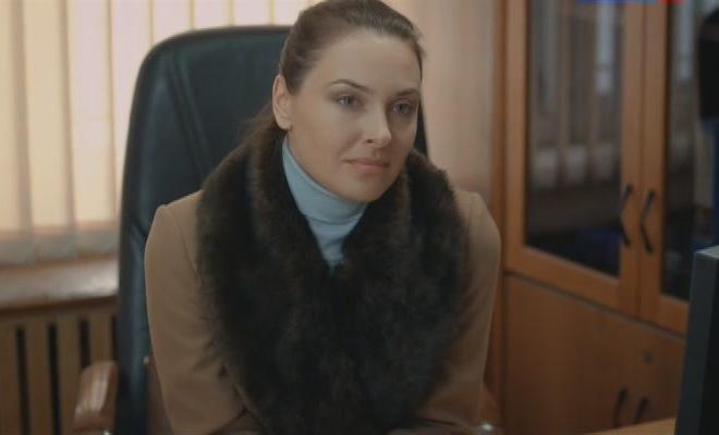 Ольга Фадеева в фильме «Кровь с молоком»