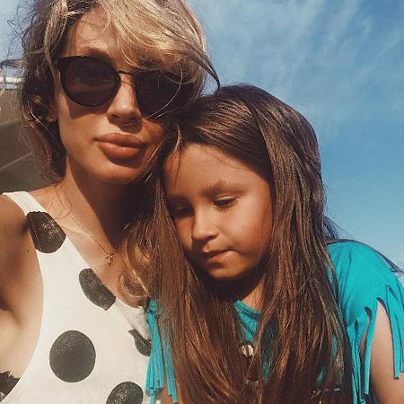 Стиль звездных детей: дочь Светланы Лободы - Евангелина