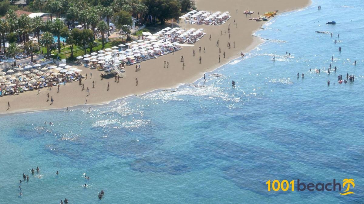 Пляж греция крит