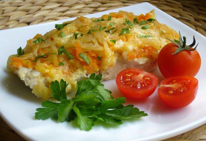 Рецепты блюд сбалансированного питания при гастрите