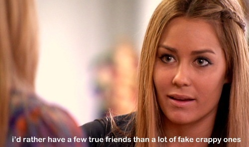 Lauren conrad friendship quotes