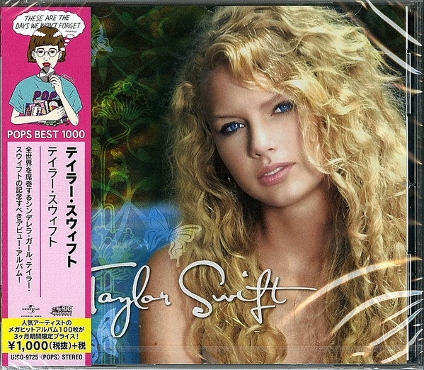 Cheapest taylor swift cd