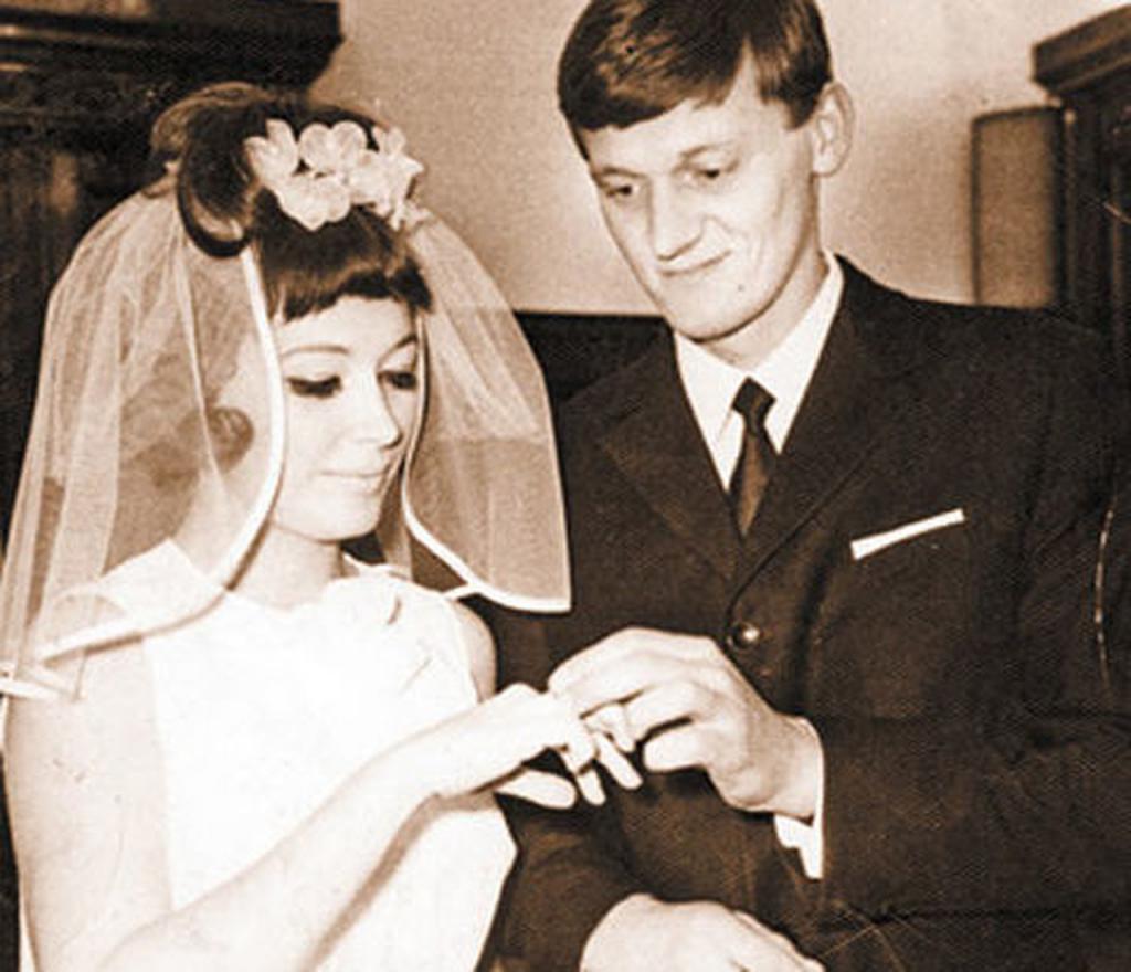Первая свадьба Аллы Пугачевой