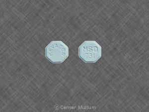 Mevacor MEVACOR MSD 731