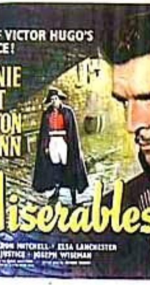 Les miserables starring liam neeson