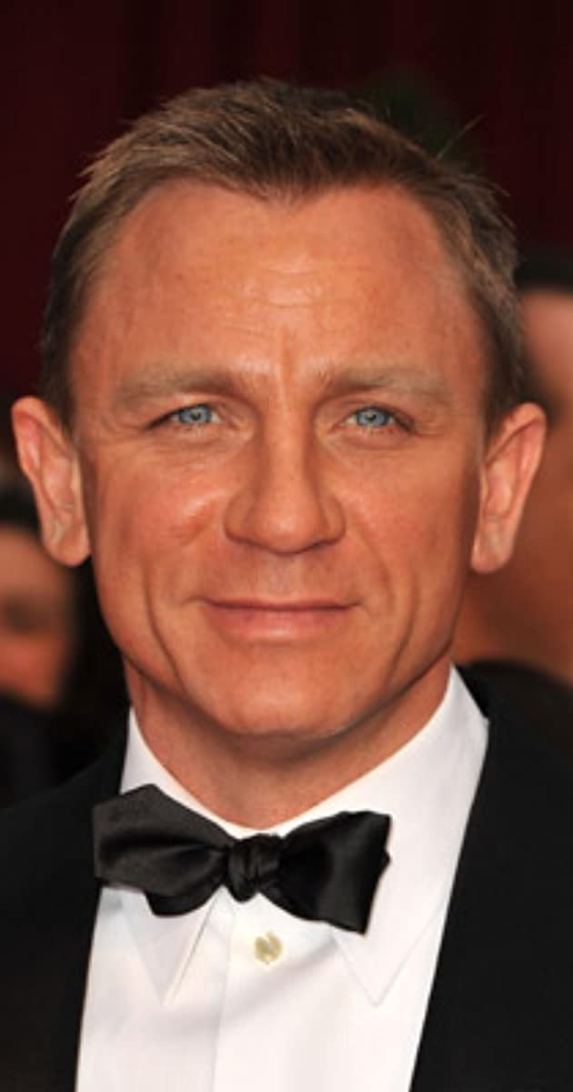 Daniel craig latest bond film