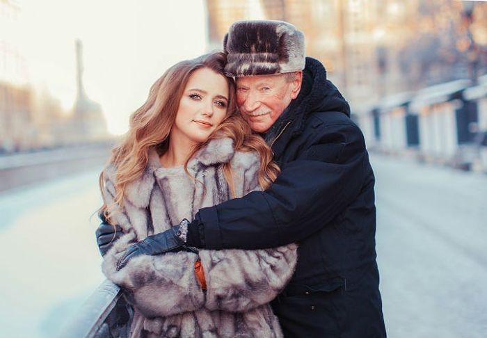 Фотосессия краско и жены