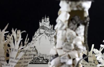 grimms fairytales - rapunzel view 2