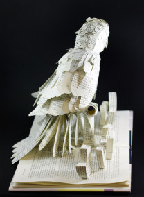 Junebug_Custom_Book_Sculpture_3