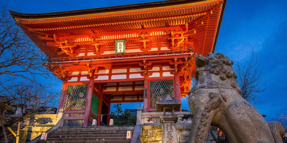 Komainu_of_Kiyomizu_Dera_Kyoto_Japan