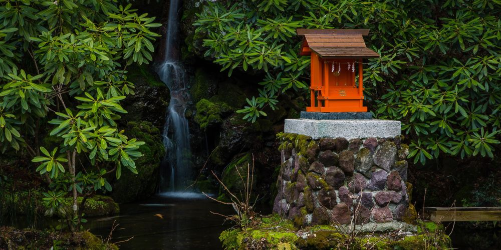 Japan_Hakone_Shrine_Waterfall