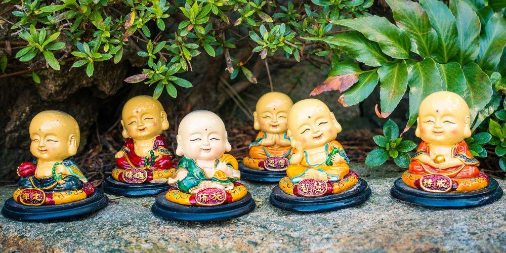 korean_little_buddhas