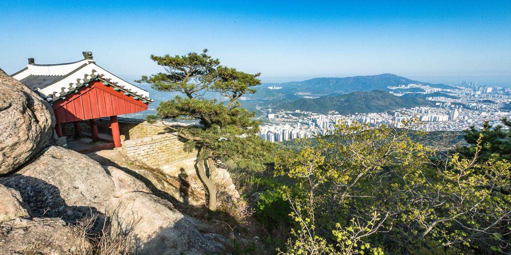geumjeongsanseong_lookout_korea