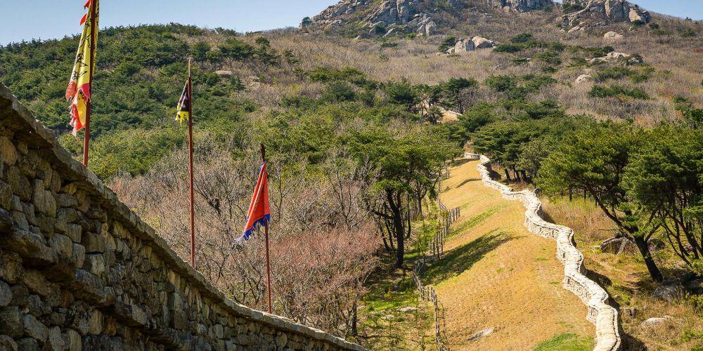 Geumjeongsanseong_Fortress_Korea