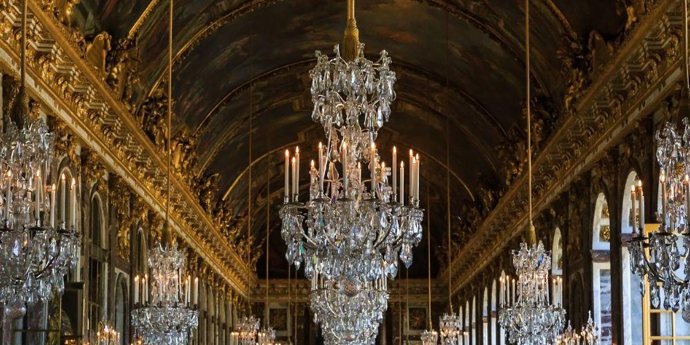 versailles_chandeliers