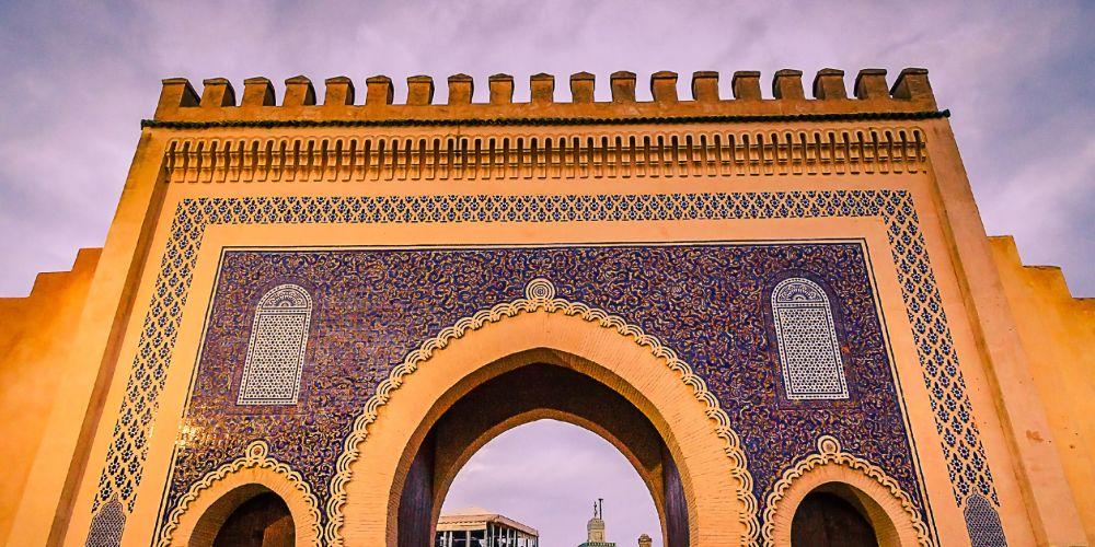 fes_morocco_blue_gate