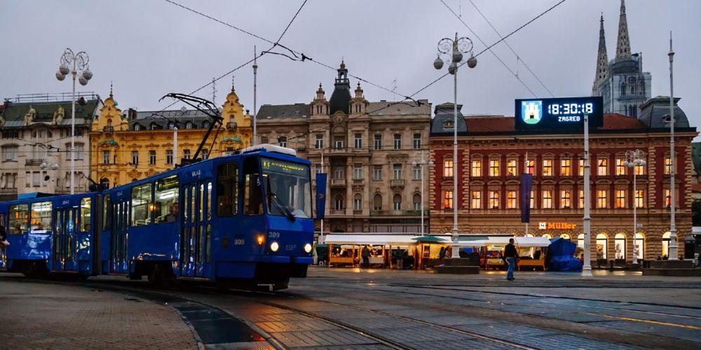 zagreb_croatia_tram