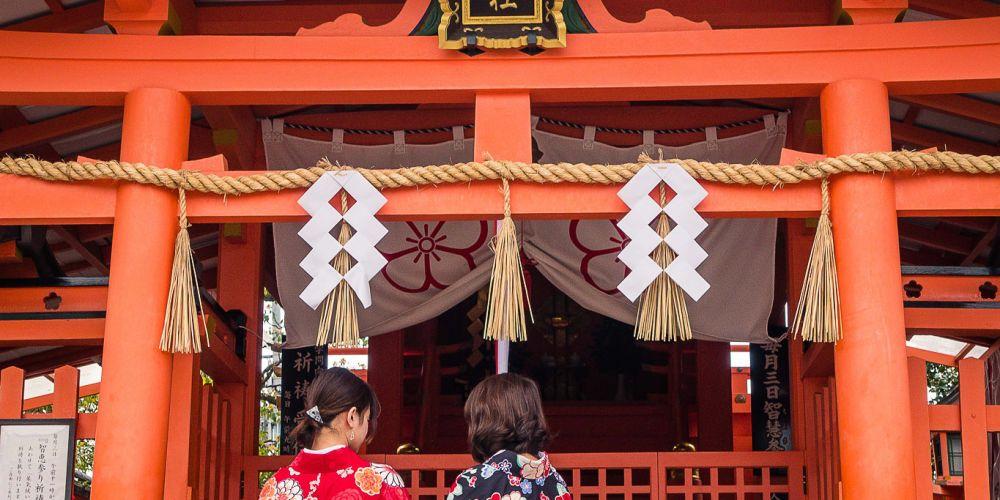 Kyoto_Shrine_Japan