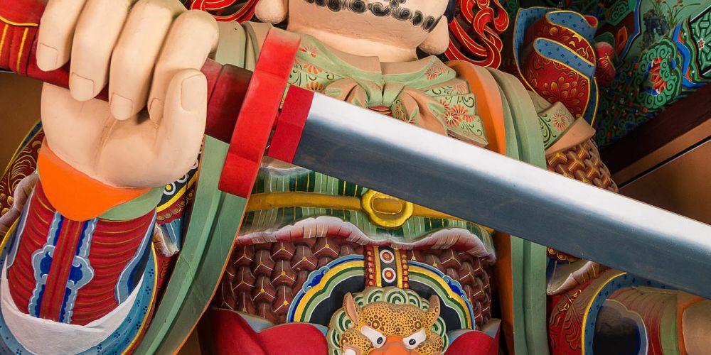 Korea_Temple_Guardian_Statue_07279