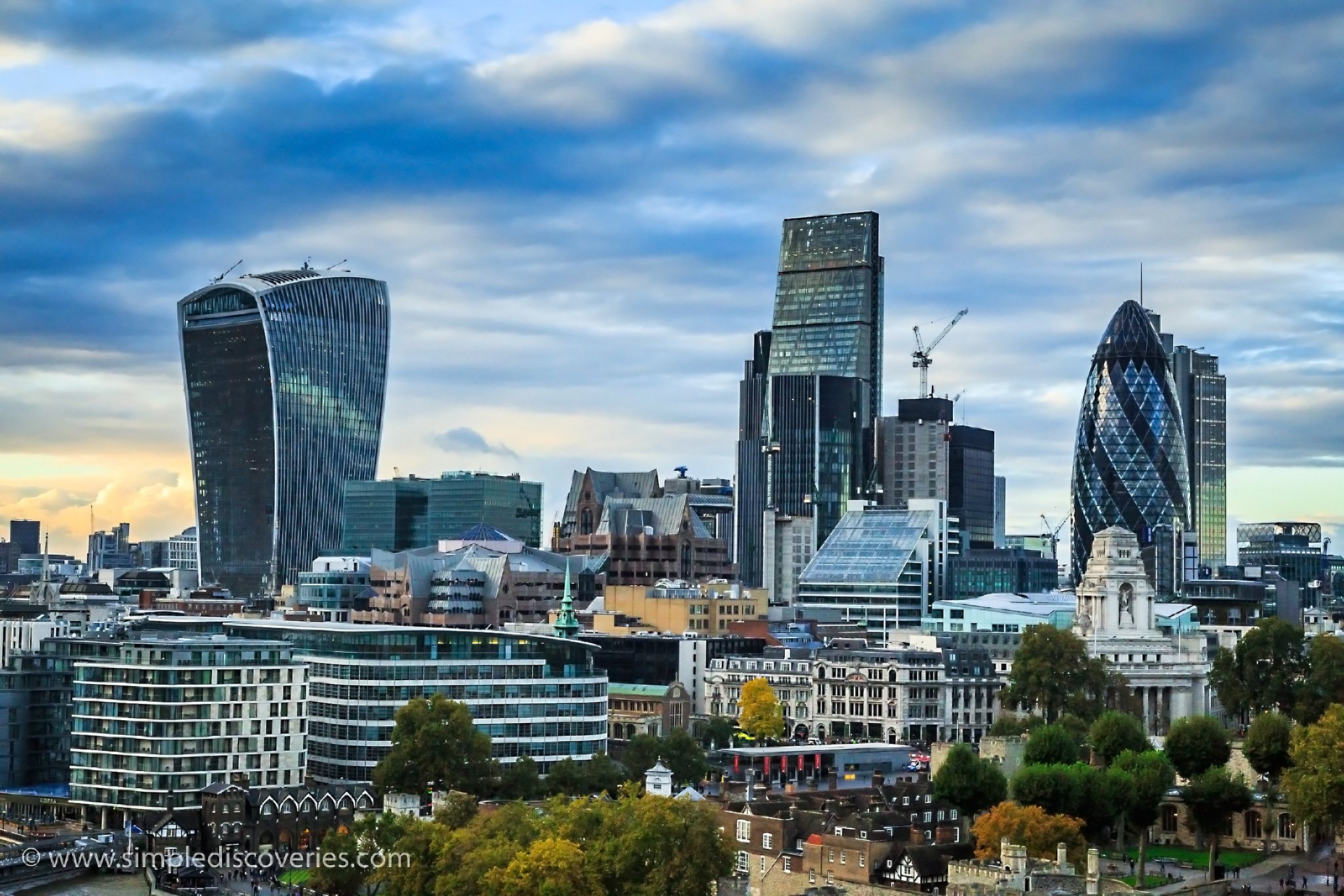 downtown_london_skyline