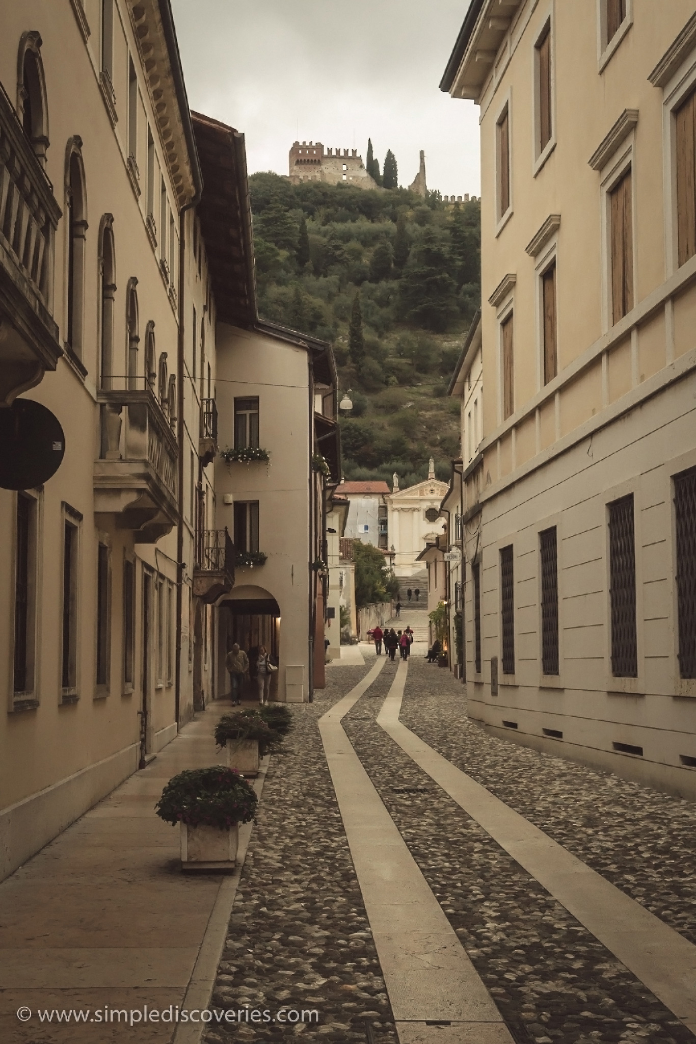marostica_streets_italy