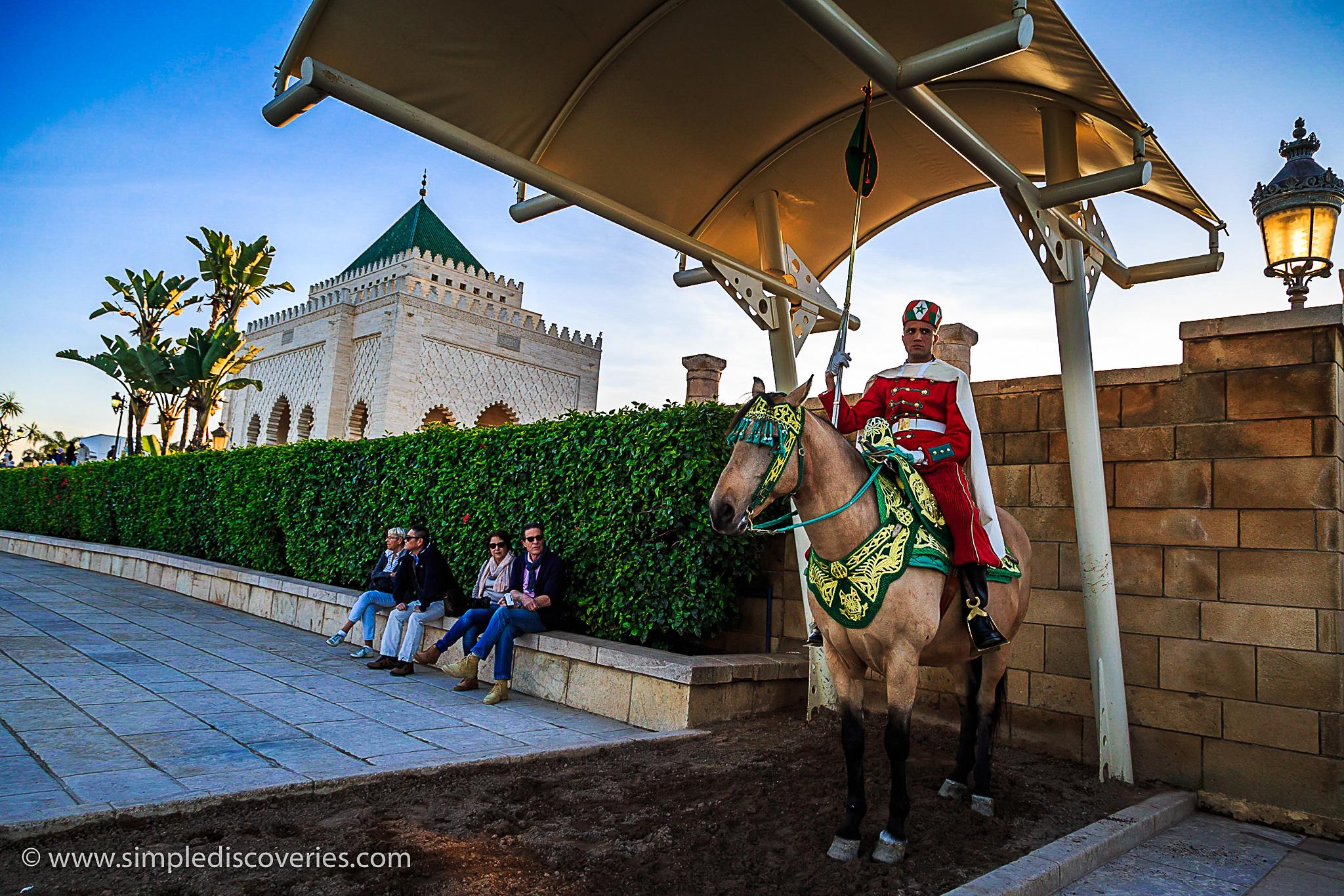 morocco_mounted_guard