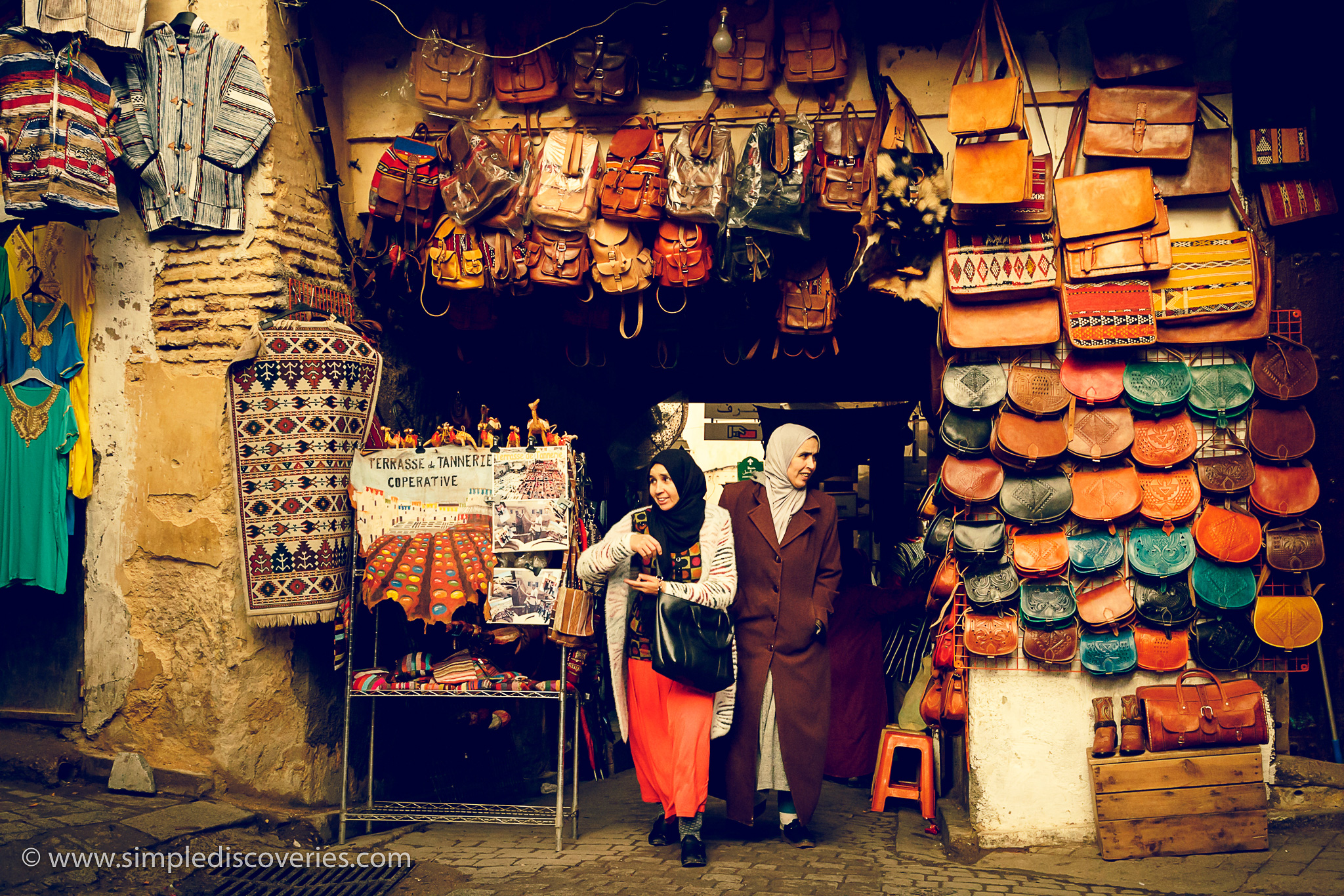 fez_morocco_shopping