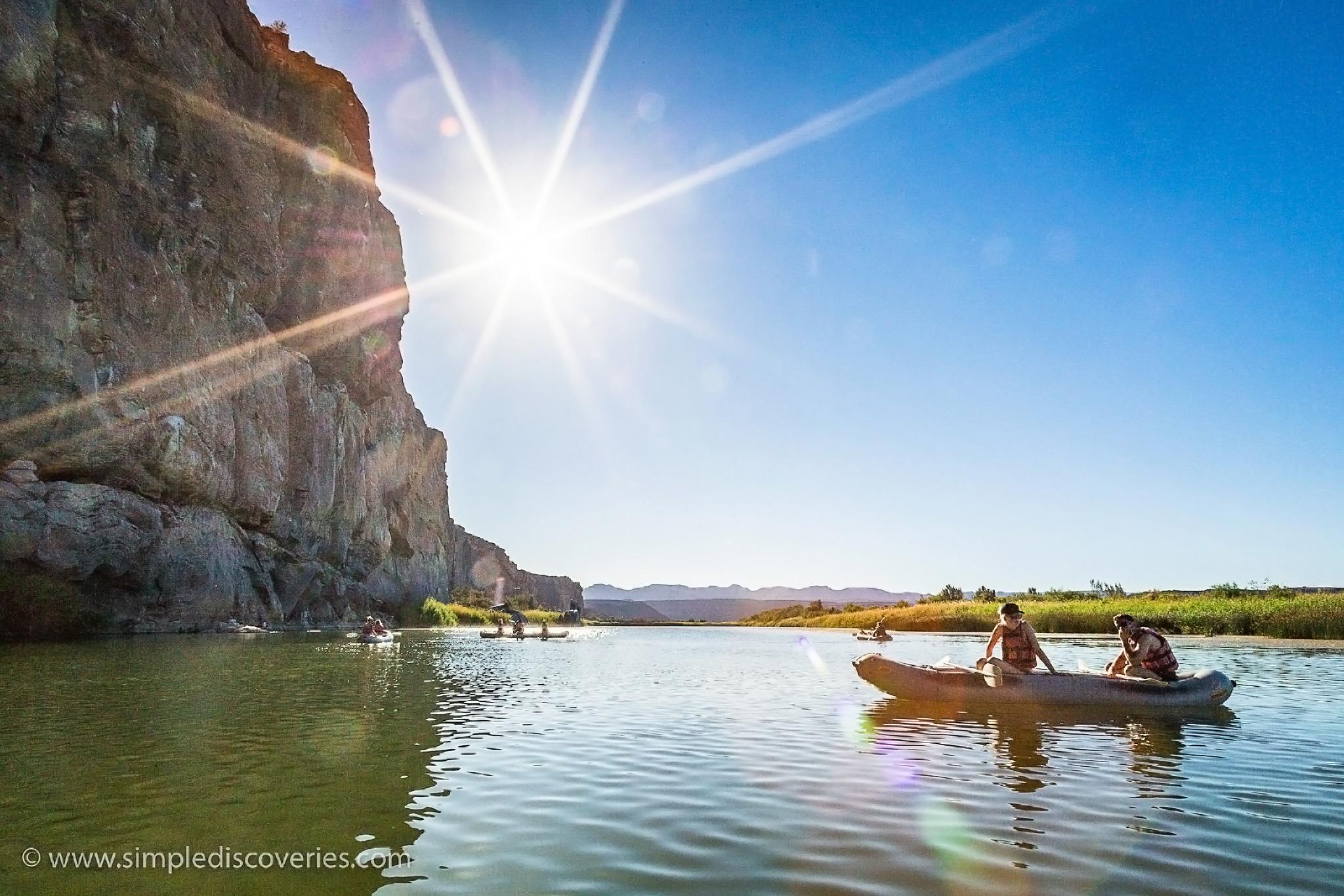 kayaking_orange_river