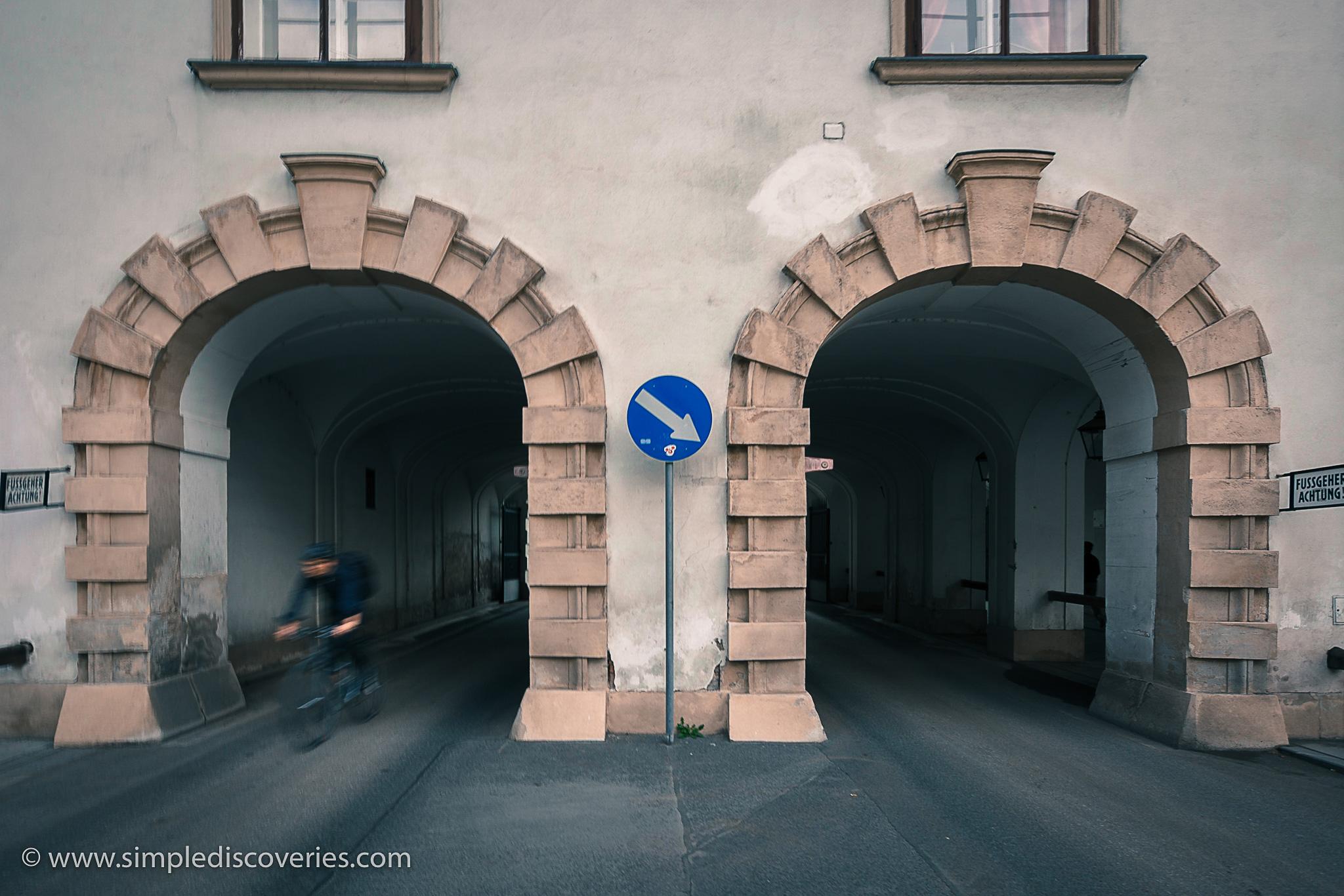 hofburg_austria_cyclist