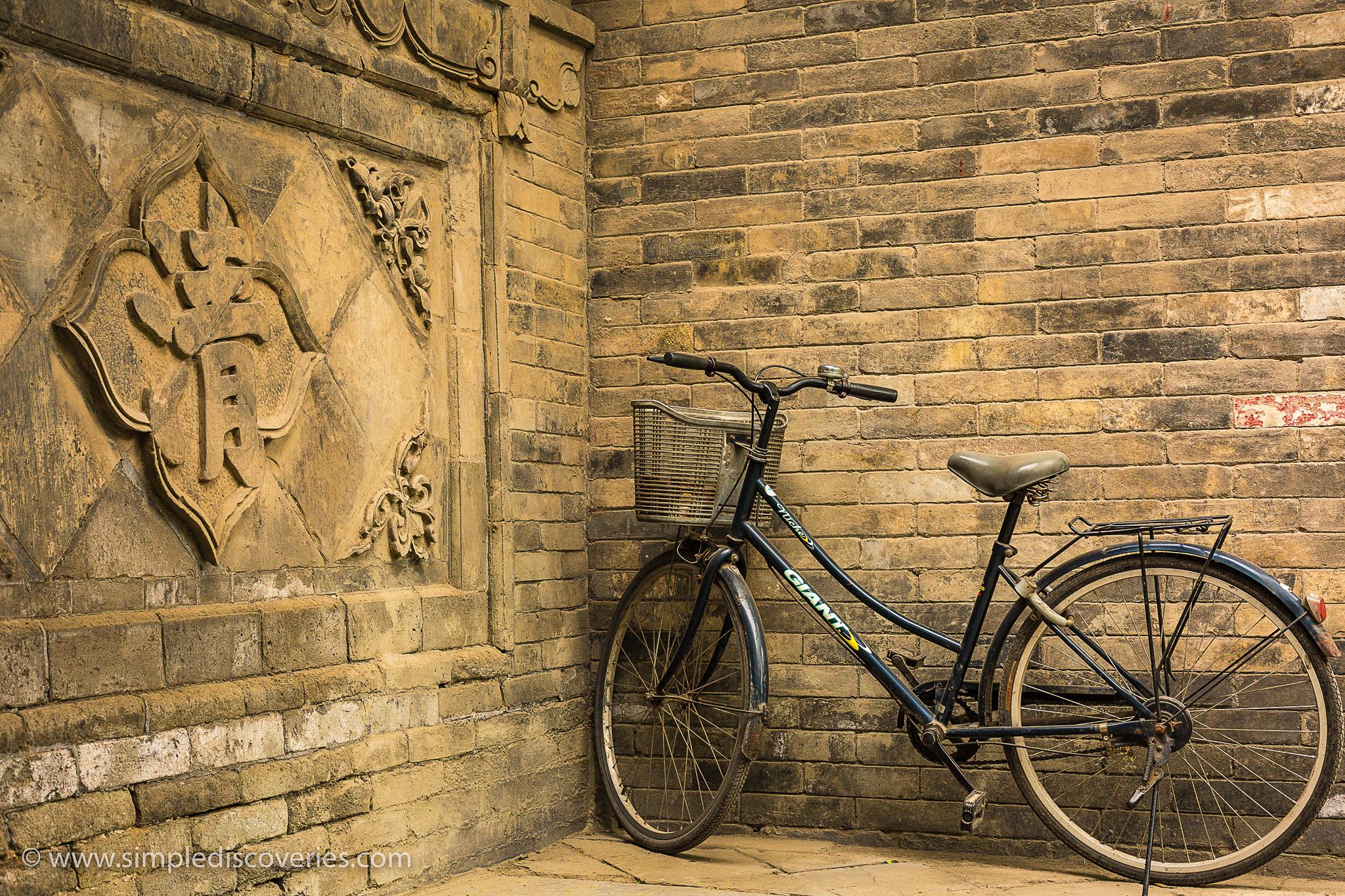 bicycle_xian_china