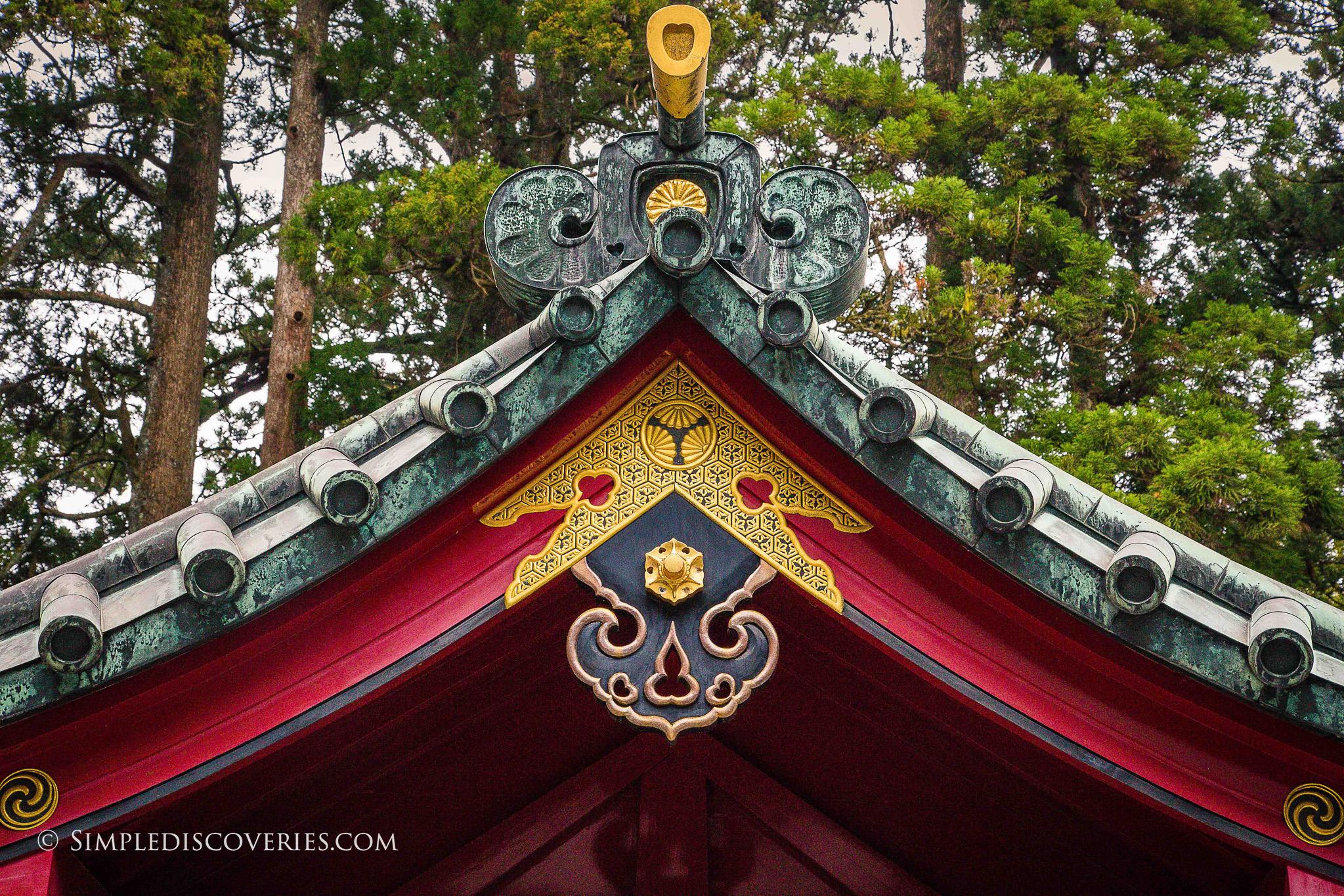 Hakone_Shrine_Roof_Japan