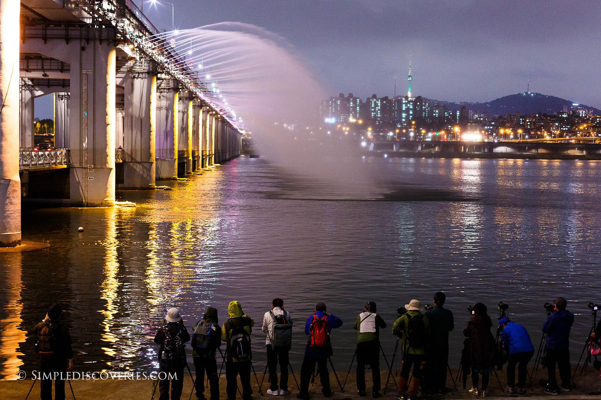 Banpo_Bridge_Photography_Korea