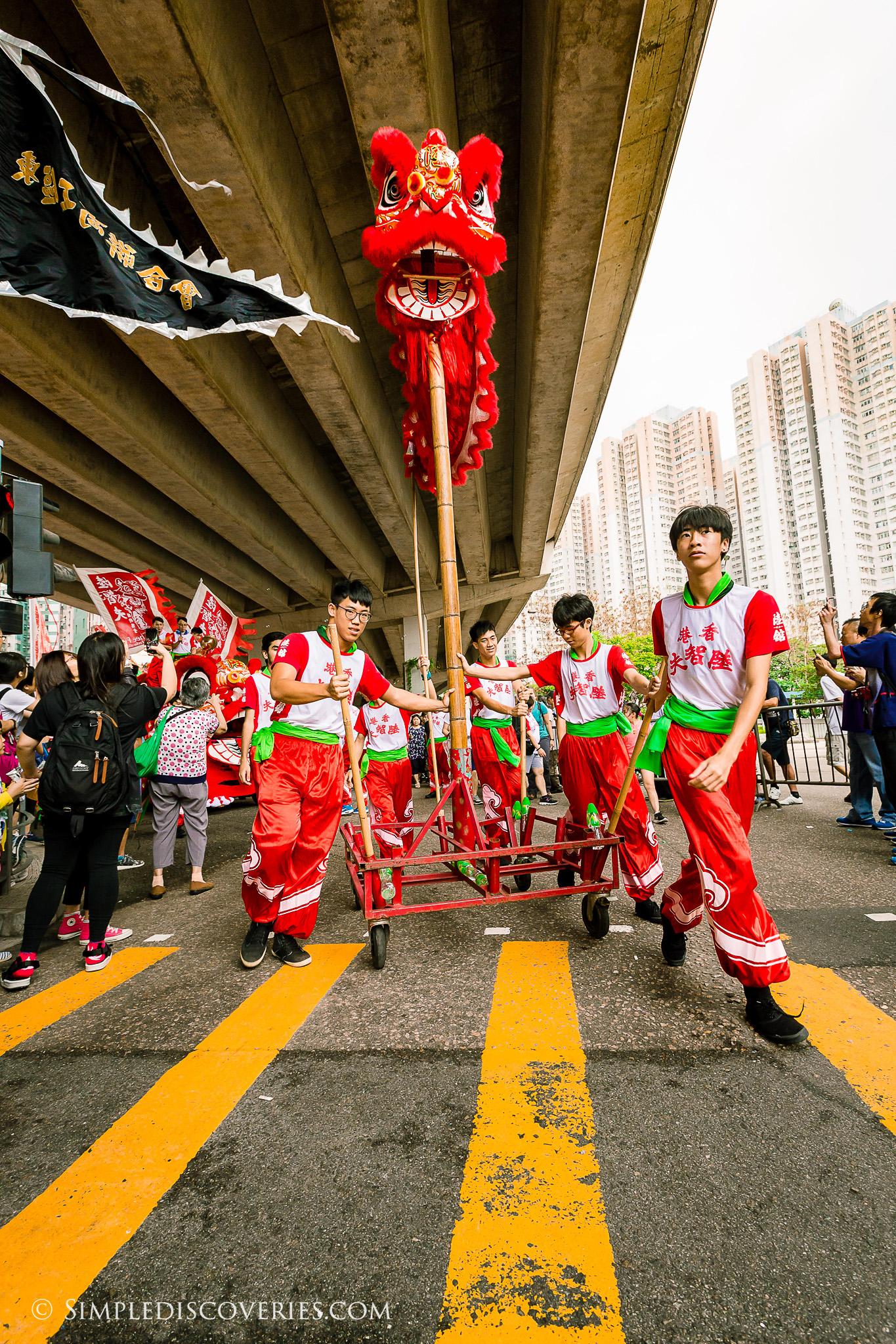 tam_kung_birthday_parade_hong_kong
