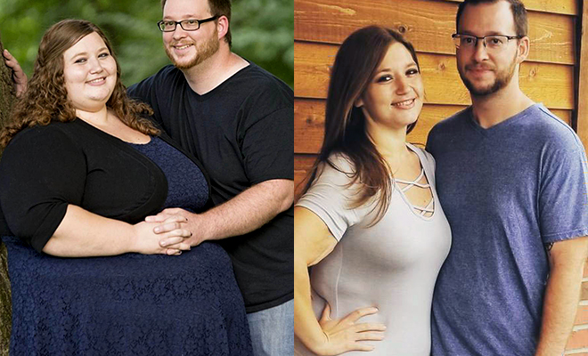 Как реально похудеть: история супругов Лекси и Дэнни Рид, сбросивших на двоих 180 килограммов
