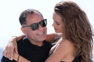 28-летняя экс-подруга Джастина Бибера Ксения Дели ждет ребенка от 64-летнего миллиардера