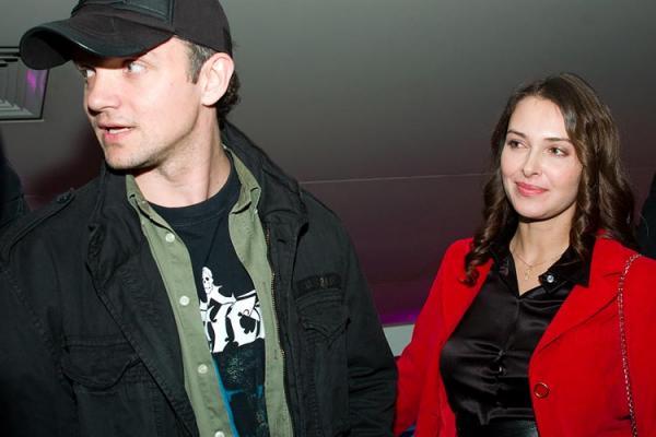 На фото: Фадеева со вторым мужем Александром Самохваловым