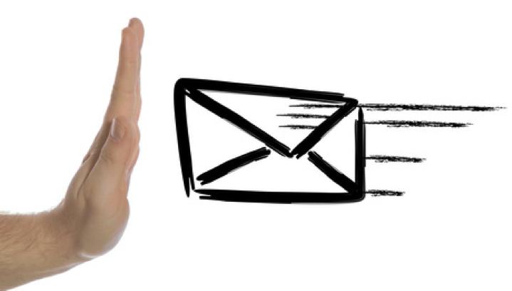 Электронная рассылка попадает в спам