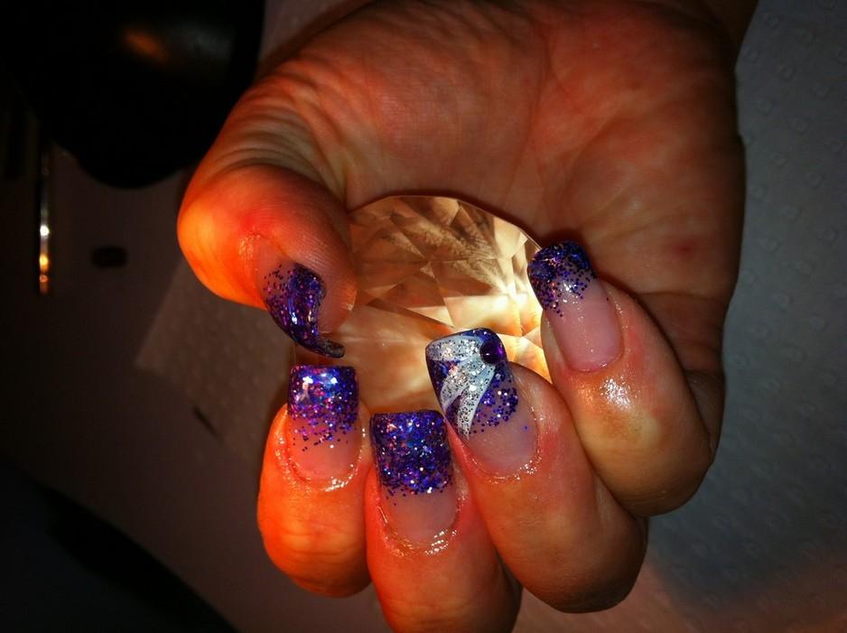 Nails kippa ring