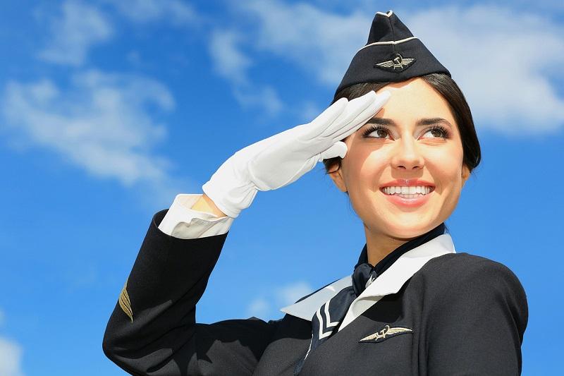 Специальность стюардесса