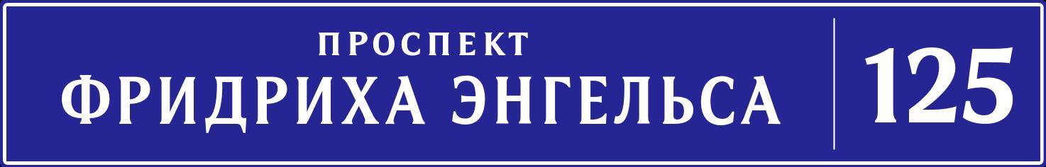 Фридриха энгельса 125