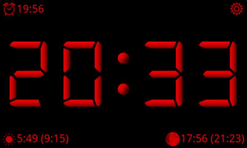 Часы ночные