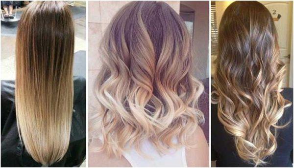 Балаяж что такое для волос