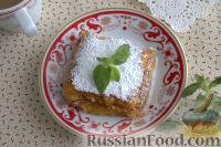 Фото к рецепту: Творожная запеканка с тыквой и бананом (в мультиварке)