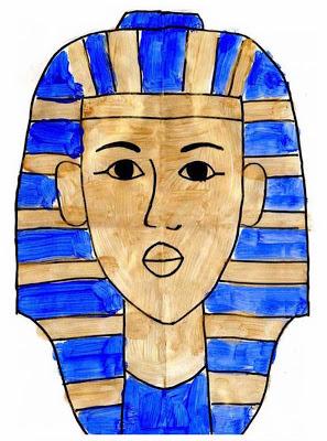 Рисунок фараон