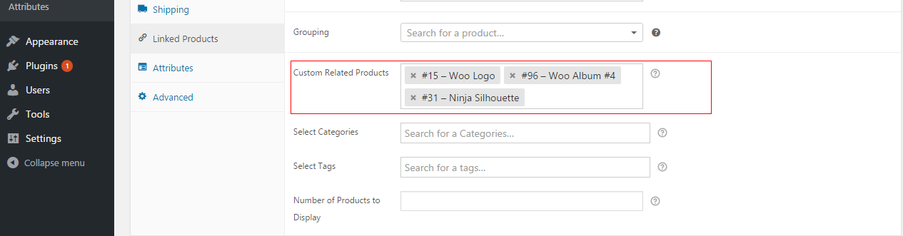 WooCommerce Custom Related Products Pro (WooCommerce)
