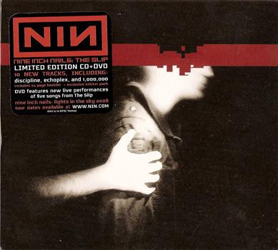 Nine inch nails the slip cd